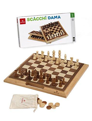 Dal Negro – Backgammon, pour 1 Joueur