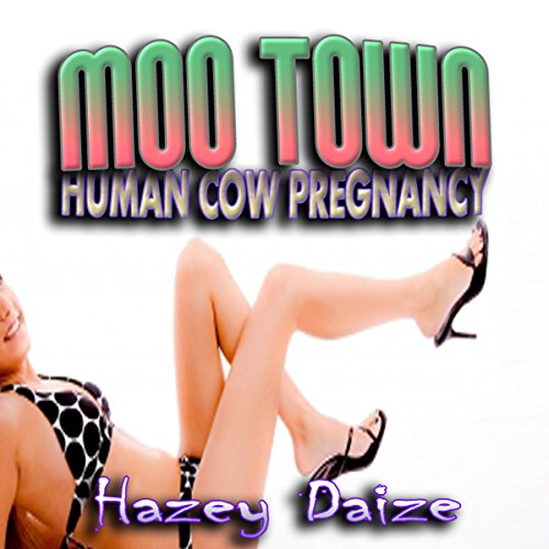 Moo Town audiobook cover art
