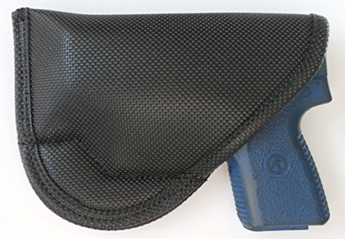 Grip Hugger Clipless In The Waistband Holster. Carry in Comfort! Ambidextrous Draw For All Concealed Carry Guns.