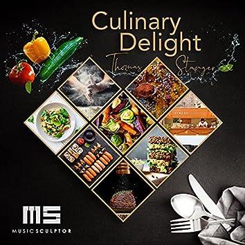 MUSIC SCULPTOR, Vol. 85: Culinary Delight