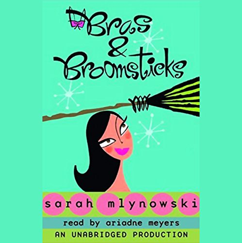 Bras & Broomsticks audiobook cover art