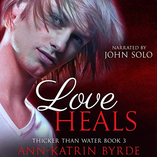 Love Heals  By  cover art