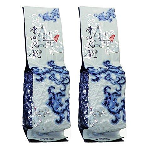 Yeshi, Tè salutare taiwanese Alishan MIlk Oolong, raccolto sulle montagne, in confezione sottovuoto da 250g 250g