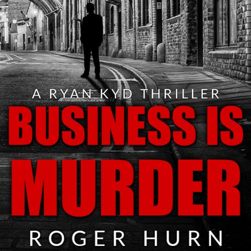 Business Is Murder audiobook cover art