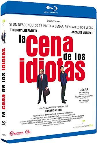 La cena de los idiotas [Blu-ray]...