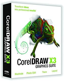 Best coreldraw graphics suite x3 Reviews