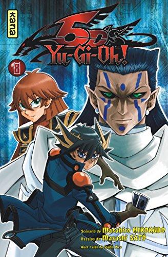 Yu-Gi-Oh! 5 D's - Tome 8 (Shonen Kana)