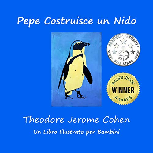 Pepe Costruisce un Nido [Pepe Builds a Nest] audiobook cover art