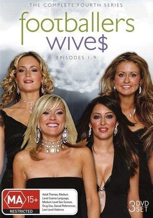 Footballers Wive$ (Complete Season 4) - 3-DVD Set ( Footballers' Wives ) [ Australische Import ]