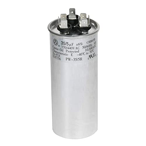 Capacitor for AC: Amazon com