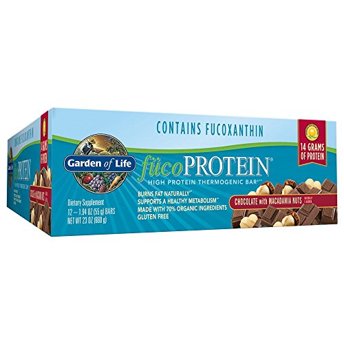 FucoProtein Bars by Garden of Life