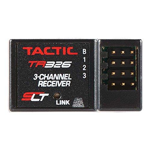 Tactic TR326 3-Channel 2.4GHZ SLT HV Receiver Only