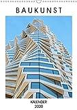 Baukunst (Wandkalender 2020 DIN A3 hoch): Baukunst! Wer liebt sie nicht? Kaufen Sie sich den modernen und erfrischenden Kalender, der die besten ... (Monatskalender, 14 Seiten ) (CALVENDO Orte)
