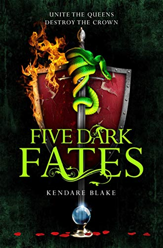 Five Dark Fates (Three Dark Crowns Book 4)