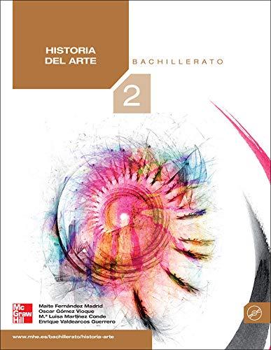 HISTORIA DEL ARTE. BACHILLERATO - 9788448169602