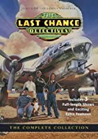 Last Chance Detectives Collector's [DVD]