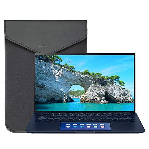 ASUS Zenbook UX334FLC 13.3' Full HD Thin Laptop (Intel i7-10510U, NVIDIA GeForce MX250 2 GB Graphics, 16 GB RAM, 1TB SSD, ScreenPad 2.0, Windows 10), Royal Blue