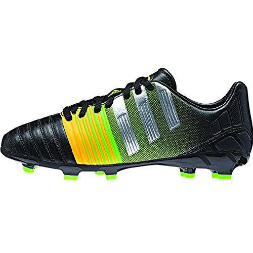 Adidas Nitrocharge 3.0 Soccer Cleat (Core Black) Sz. 4