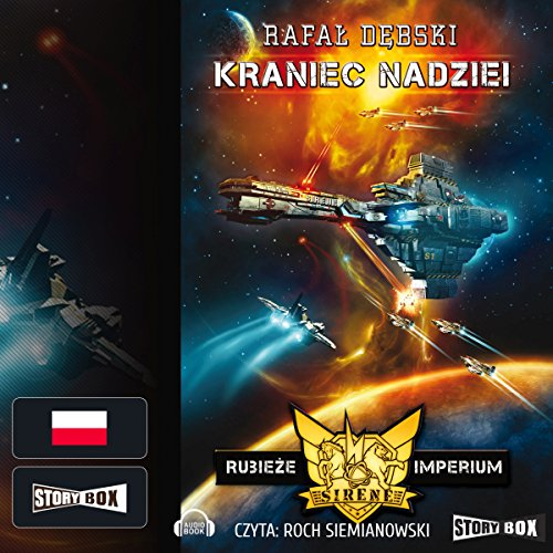 Kraniec nadziei audiobook cover art