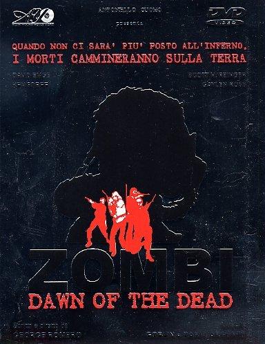 zombi (cofanetto 4 dvd) regia di george a. romero, [Italia]