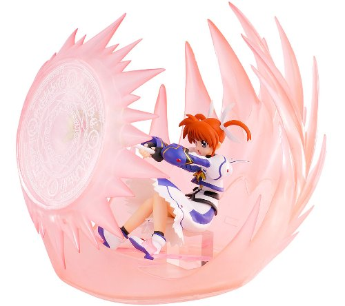 Magical Girl Lyrical Nanoha The Movie 1St: Takamachi Nanoha Airstriker Ver. 1/12 PVC figurine