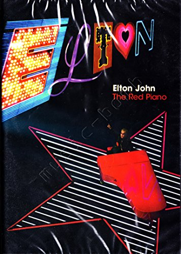 ELTON JOHN - THE RED PIANO 2DVD 2008 ⓈⒺⒶⓁⒺⒹ BRAND NEW