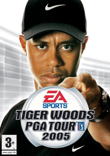 Tiger Woods PGA Tour 2005 (PC)