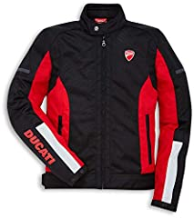 Official Ducati Product. OEM Part Number: Material: textile/mesh Fixed polyester mesh lining Adjustable waist fastening