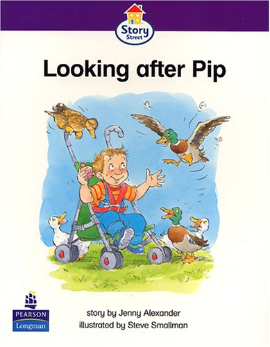 *LILA:SS:S5: LOOKING AFTER PIP (LITERACY LAND)の詳細を見る