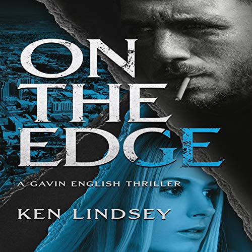 On the Edge Audiobook By Ken Lindsey cover art