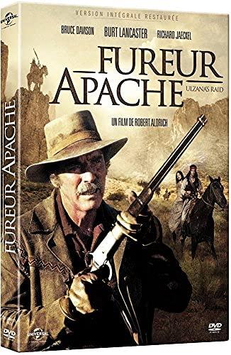 Fureur Apache [Version intégrale restaurée] [DVD]