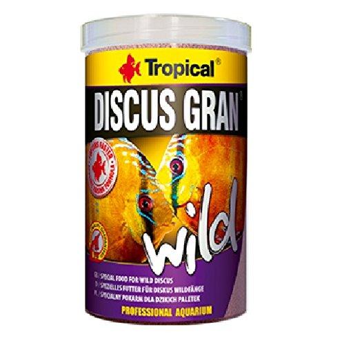 TROPICAL Discus Gran Wild Nourriture pour Aquariophilie 250 ML Lot de 2