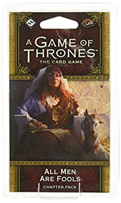 A Game of Thrones LCG Second Edition: All Men Are Fools by Fantasy Flight Publishing