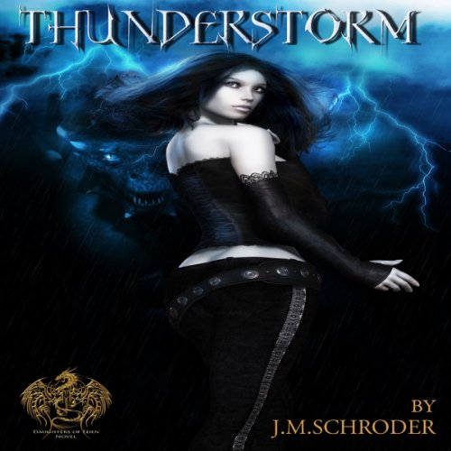Thunderstorm audiobook cover art