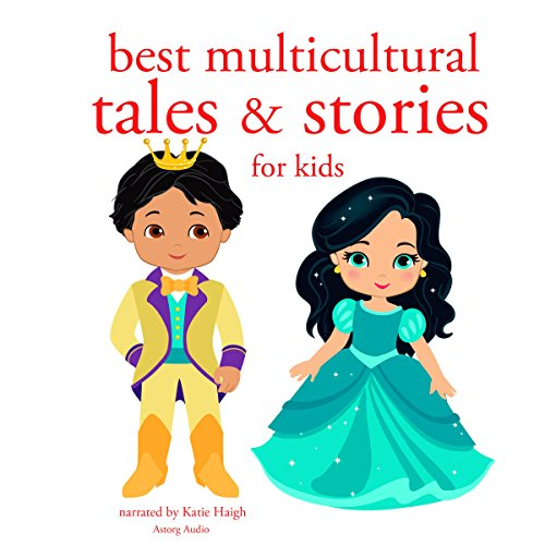 Best Multicultural Tales and Stories from the World audiobook cover art