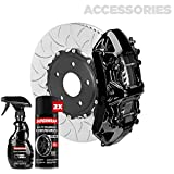 Superwrap Sprayable Vinyl Wrap - Accessories Kit - Calipers, Grills, Trims, Mirrors or Emb...