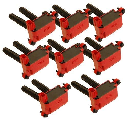 MSD Ignition Blaster Hemi Coils 06–08 (8pk)