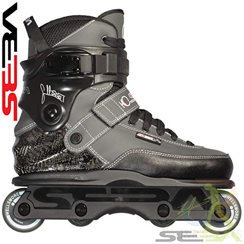 SEBA 14 CJ PRO Agresive In-Line Skates (EU 39 - UK 6)