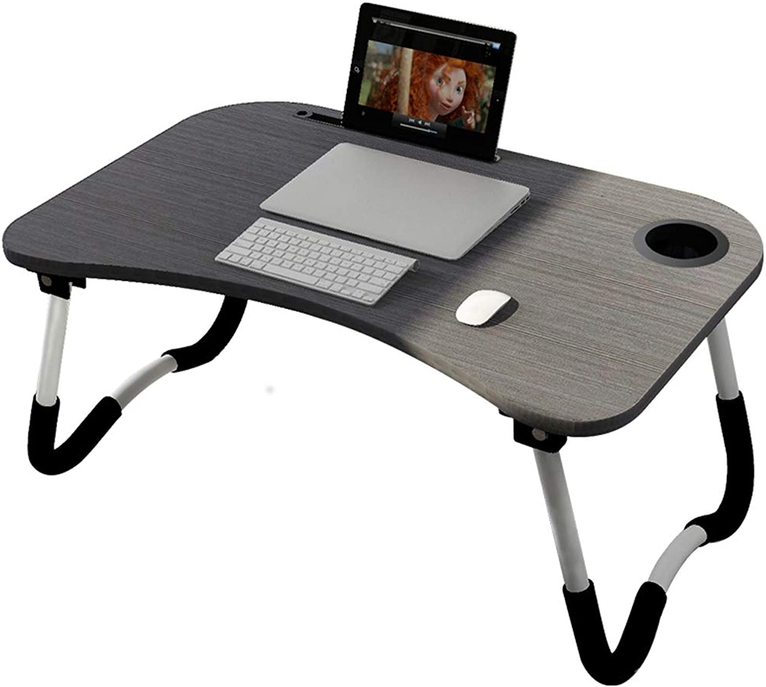 Laptop Desk Bed Foldable Lazy Small Table Bedroom Student Dormitory Artifact Desk