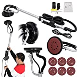 ZENY 800W Drywall Sander, Electric Drywall Sander with 6 Variable Speeds & 6 Sand Pads