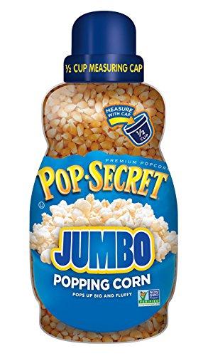 Pop Secret Popcorn, Jumbo Popping Corn Kernels, 30 Ounce Jar