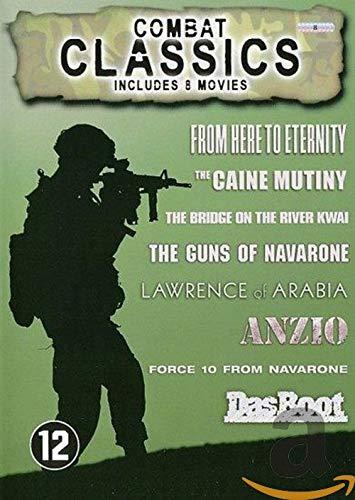 War Box Combat Classics (DVD) 2014