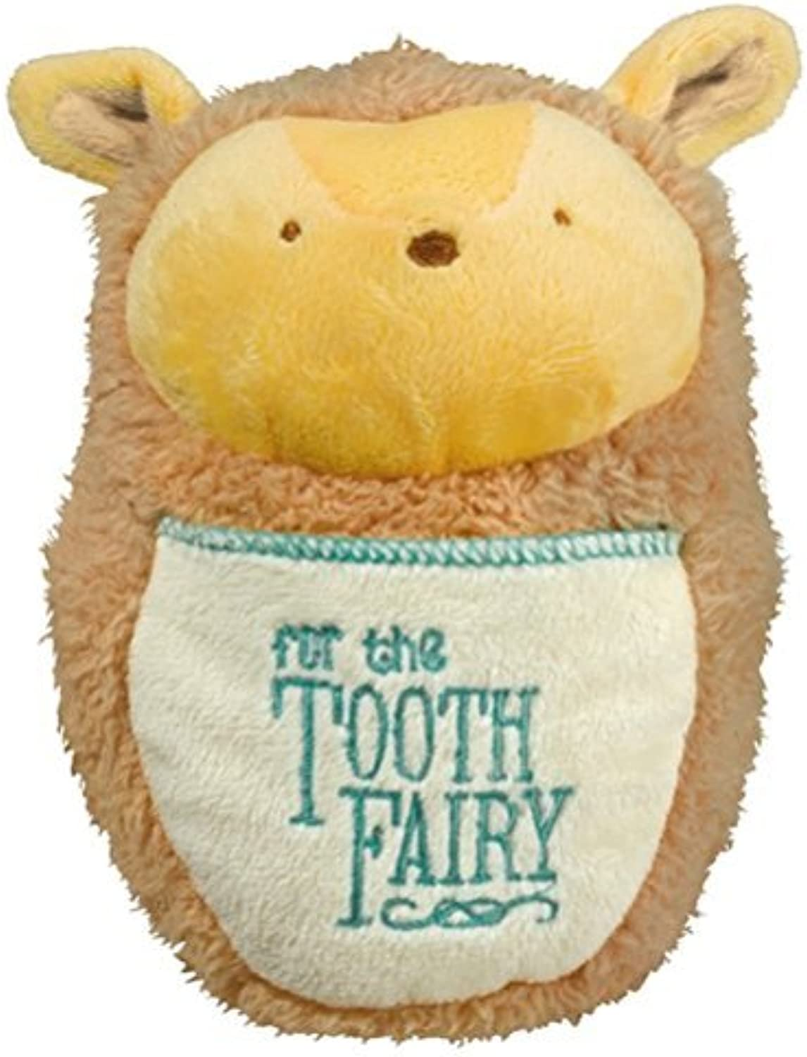Grasslands Road Animal Tooth Fairy Plush Pillow Toys Hedgehog by Grasslands Road