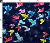 Origami, Origami Vögel, Japanisch, Japan, Hawaiisch,