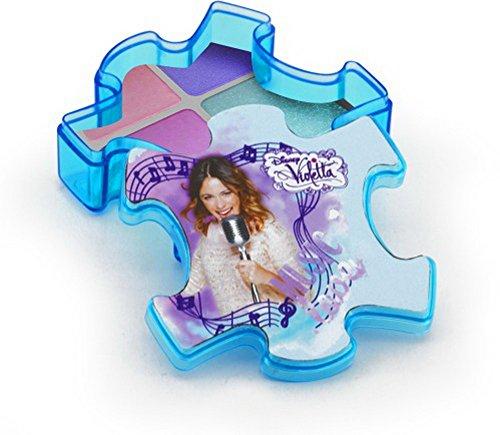 Giochi Preziosi 70022571 - Disney Violetta Make-Up 3-er Blist, Kosmetikkoffer