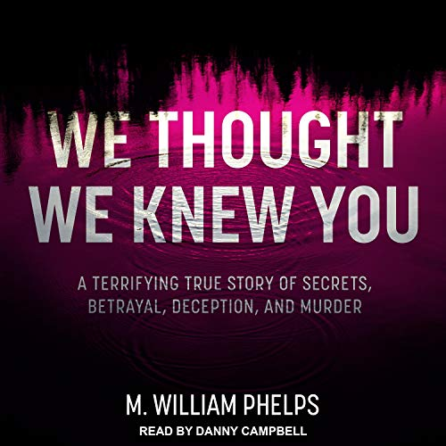 We Thought We Knew You cover art
