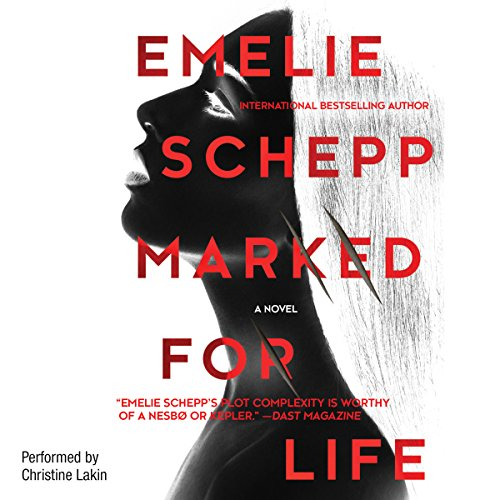 Marked for Life audiobook cover art