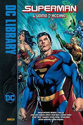 Superman. L'uomo d'acciaio