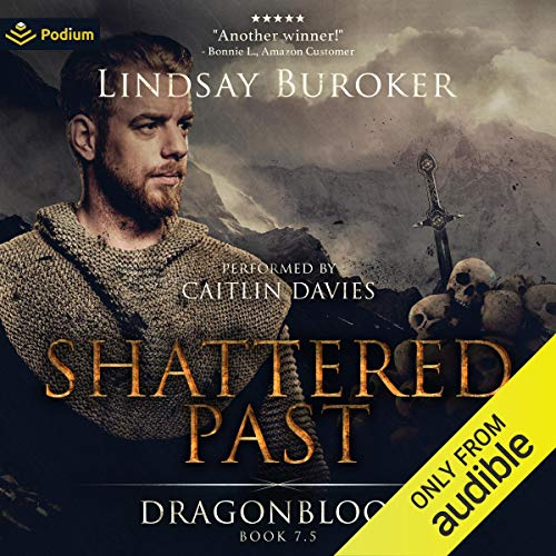 Shattered Past cover art