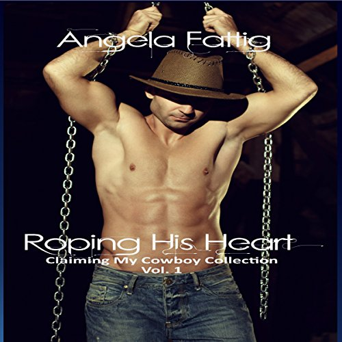 Roping His Heart cover art